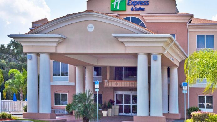 Exterior view Holiday Inn Express & Suites TAVARES - LEESBURG