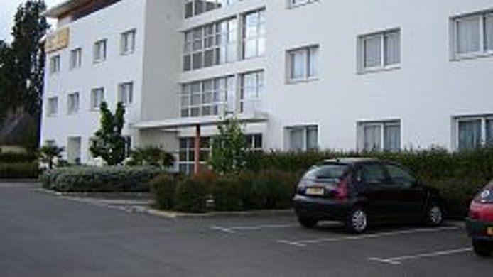 Buitenaanzicht Appart City Rennes Ouest Residence Hoteliere