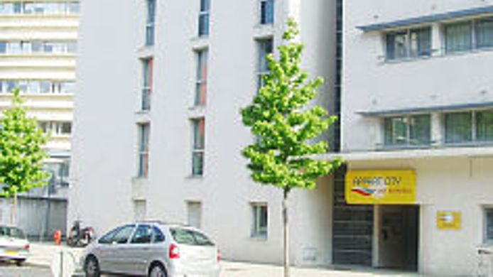 Buitenaanzicht Appart City Le Mans Novaxis Residence Hoteliere