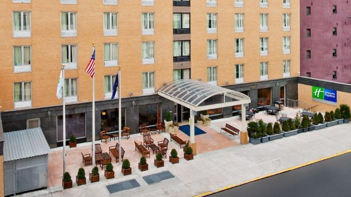 Buitenaanzicht Holiday Inn Express NEW YORK CITY – CHELSEA