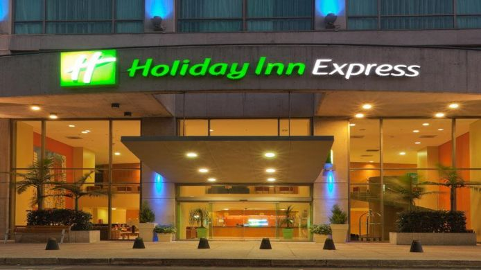 Exterior view Holiday Inn Express MEXICO REFORMA