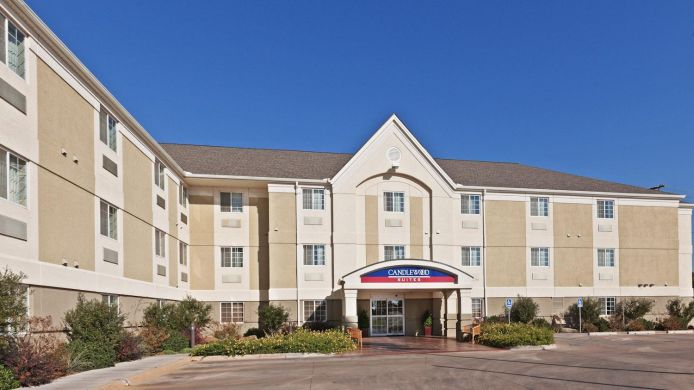Exterior view Candlewood Suites WICHITA FALLS @ MAURINE ST.