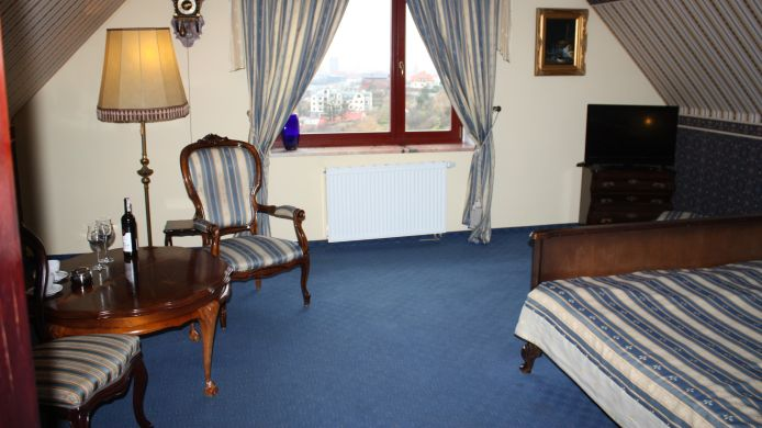 Double room (standard) Royal Residence
