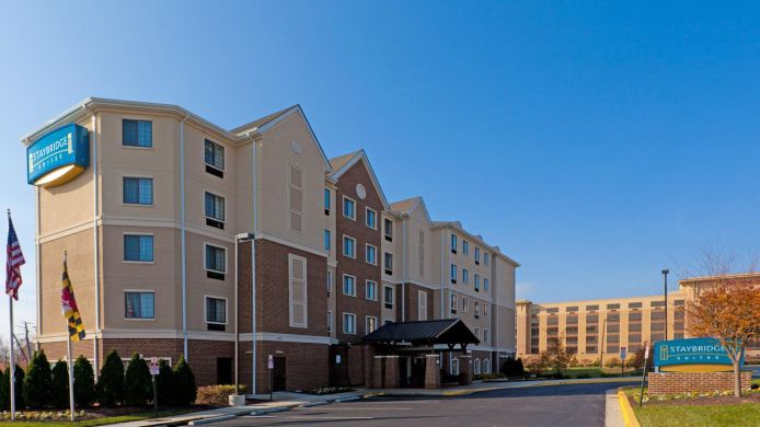 Buitenaanzicht Staybridge Suites BALTIMORE BWI AIRPORT