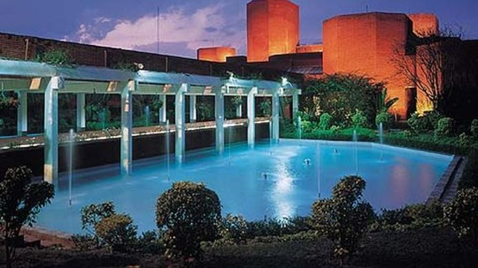 Exterior view Agra  a Luxury Collection Hotel ITC Mughal