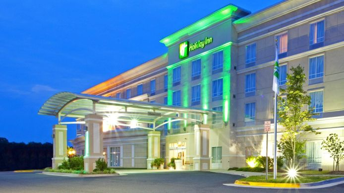Buitenaanzicht Holiday Inn DUMFRIES - QUANTICO CENTER