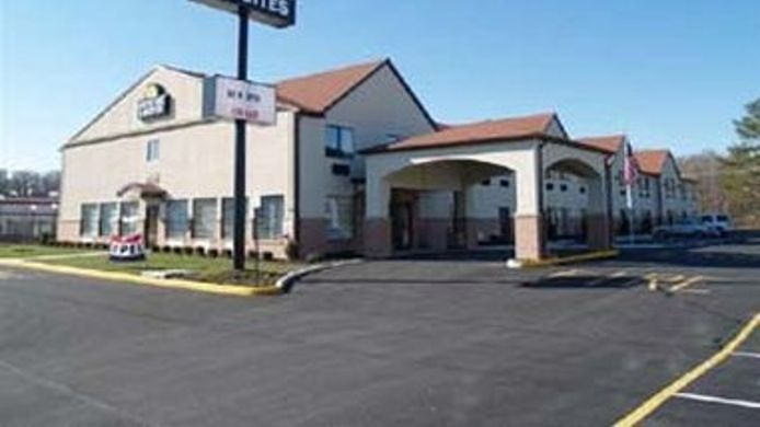 Exterior view DAYS INN AND SUITES SEAFORD