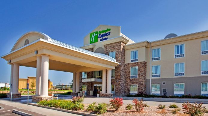 Exterior view Holiday Inn Express & Suites EAST WICHITA I-35 ANDOVER