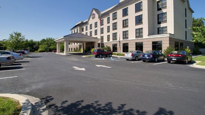 Exterior view BEST WESTERN NORTH EAST INN