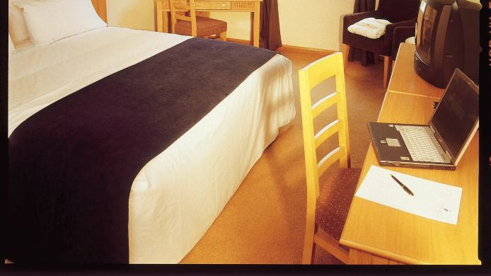 Double room (standard) Roganstown Hotel & Country Club Naul Road Dublin Airport