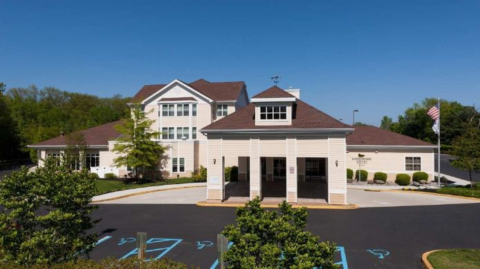 Exterior view Homewood Suites by Hilton Philadelphia-Mt Laurel