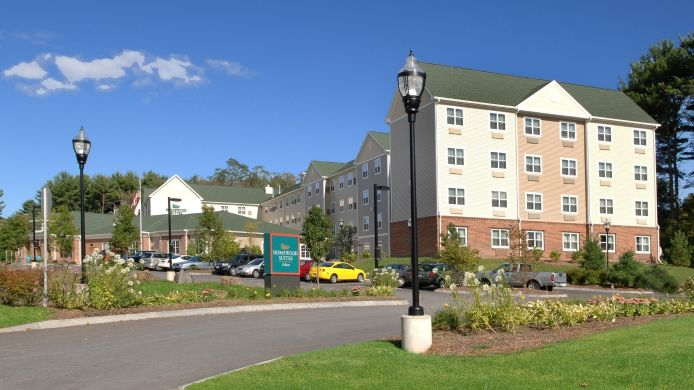 Exterior view Homewood Suites by Hilton Portsmouth