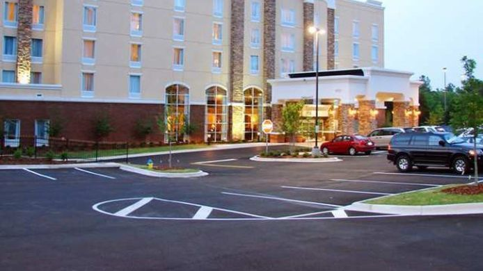 Exterior view Hampton Inn - Suites Birmingham-Hoover-Galleria