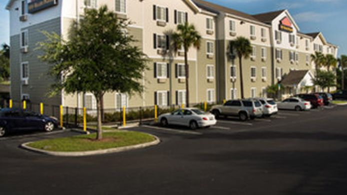 Exterior view VALUE PLACE ORLANDO
