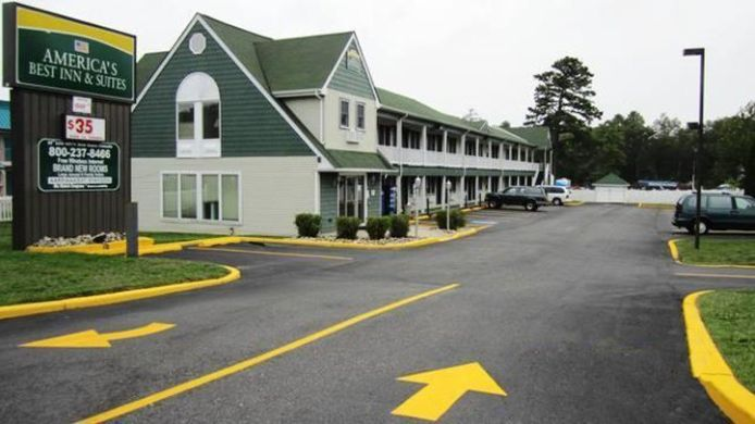 Exterior view AMERICAS BEST INN AND SUITES-GALLOWAY