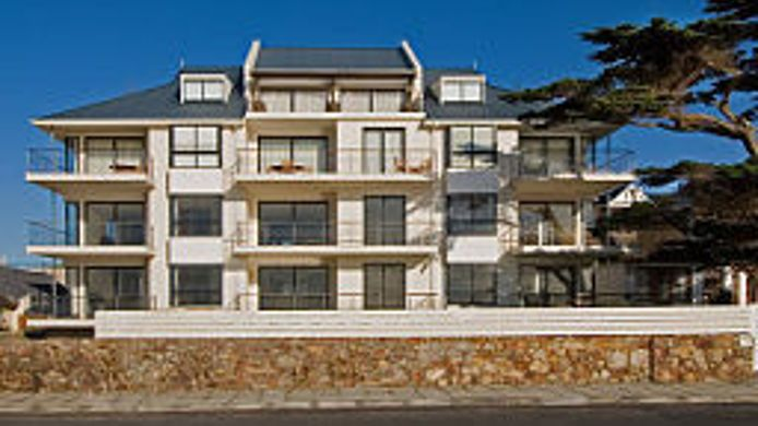 Buitenaanzicht HERMANUS LUXURY APARTMENTS-74 ON MARINE