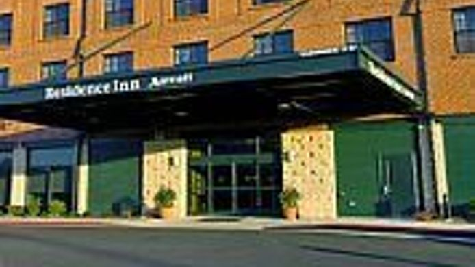 Exterior view Residence Inn Aberdeen at Ripken Stadium