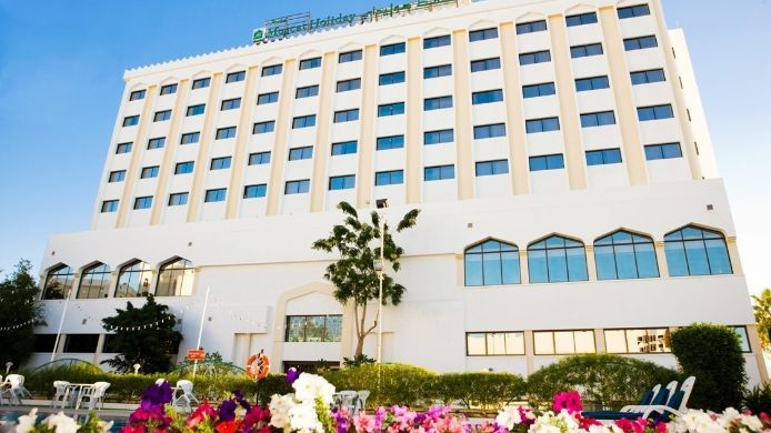 Exterior view MUSCAT HOLIDAY HOTEL