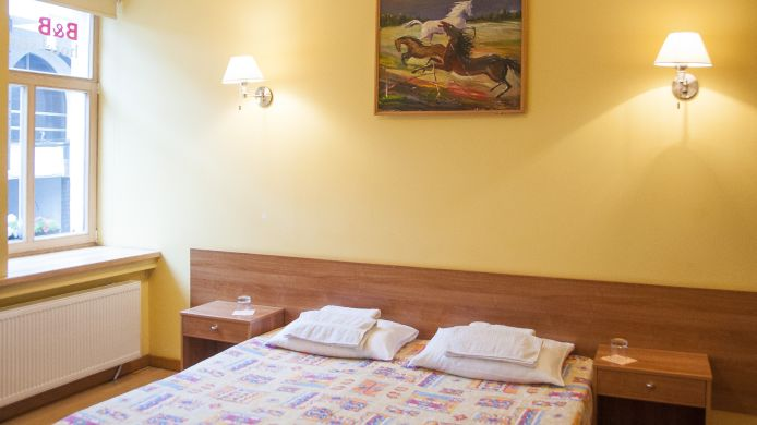 Double room (standard) B&B In Astra