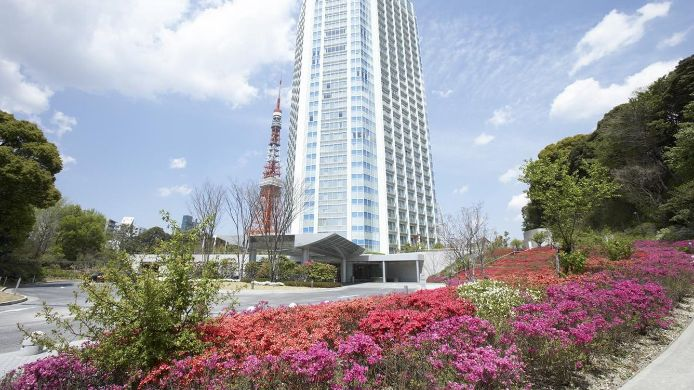 Exterior view THE PRINCE PARK TOWER TOKYO