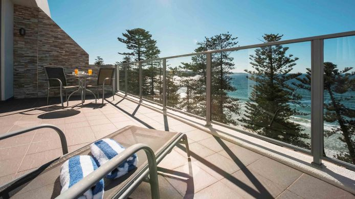 Kamers The Sebel Sydney Manly Beach