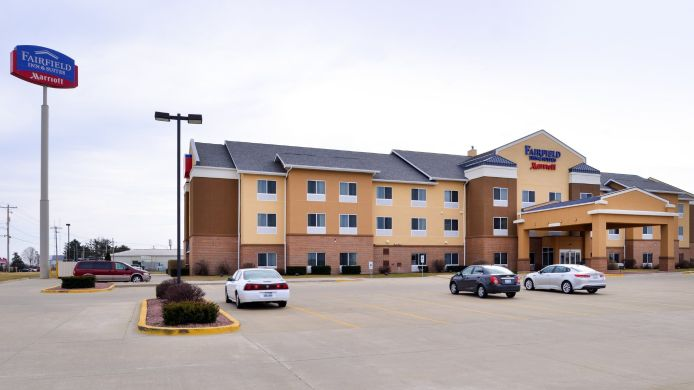 Exterior view Fairfield Inn & Suites Bloomington