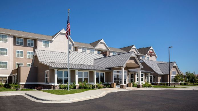 Exterior view Residence Inn Billings