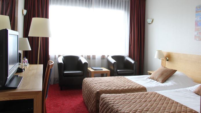 Double room (superior) Bastion Hotel Rotterdam Alexander