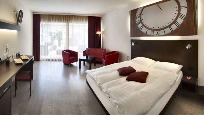 Junior Suite Lake & SPA Hotel la Meridiana