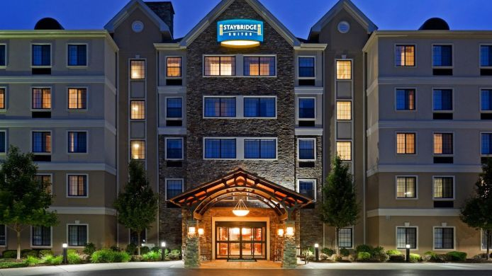 Exterior view Staybridge Suites WILMINGTON - BRANDYWINE VALLEY