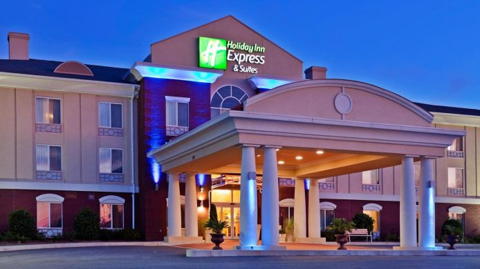 Exterior view Holiday Inn Express & Suites DOTHAN NORTH