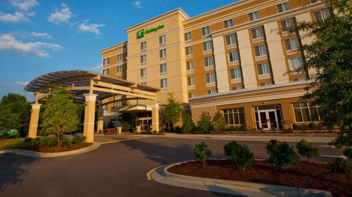 Exterior view Holiday Inn RALEIGH-DURHAM AIRPORT