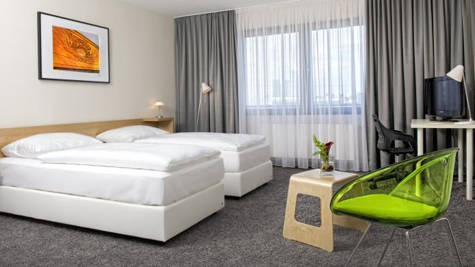 Double room (standard) TRYP by Wyndham Frankfurt