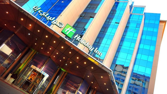 Exterior view Holiday Inn CAIRO - CITYSTARS