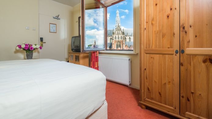 Double room (standard) Joops City Centre Hotel