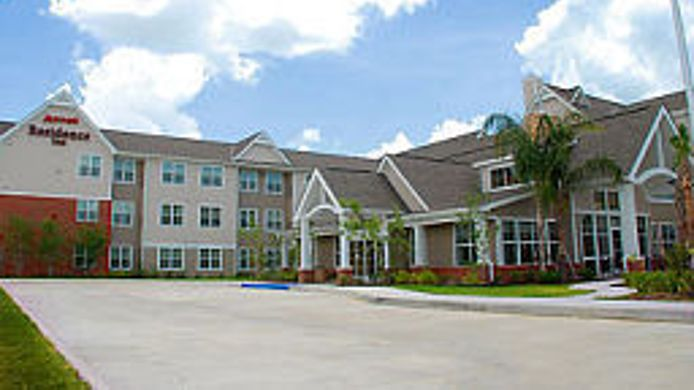 Exterior view Residence Inn Lafayette Airport