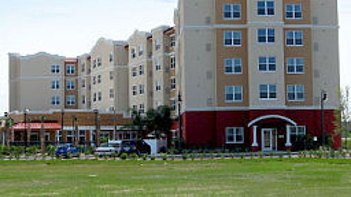 Exterior view Residence Inn Tampa Suncoast Parkway at NorthPointe Village