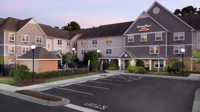Exterior view TownePlace Suites Jacksonville
