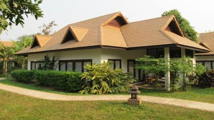 Exterior view THE LEGEND CHIANG RAI