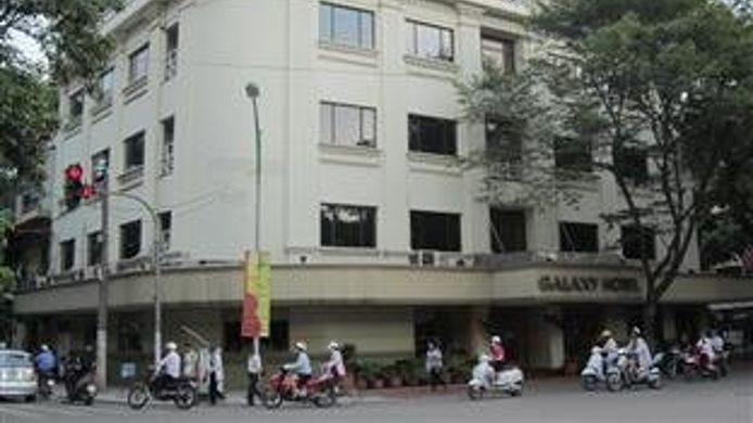 Exterior view GALAXY