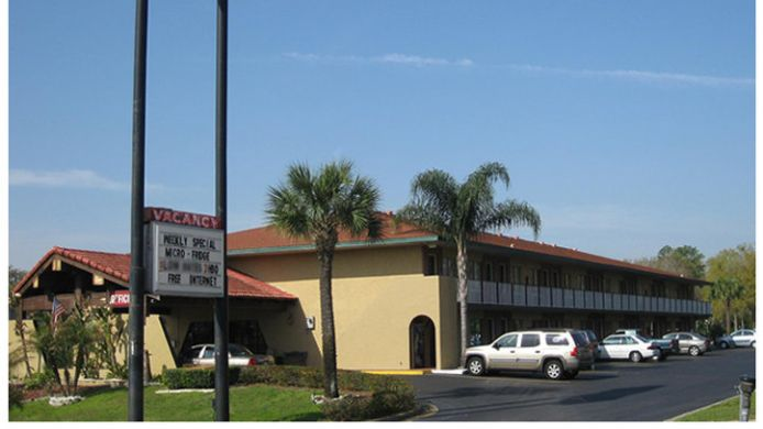 Exterior view RED CARPET INN  SUITES KISSIMMEE