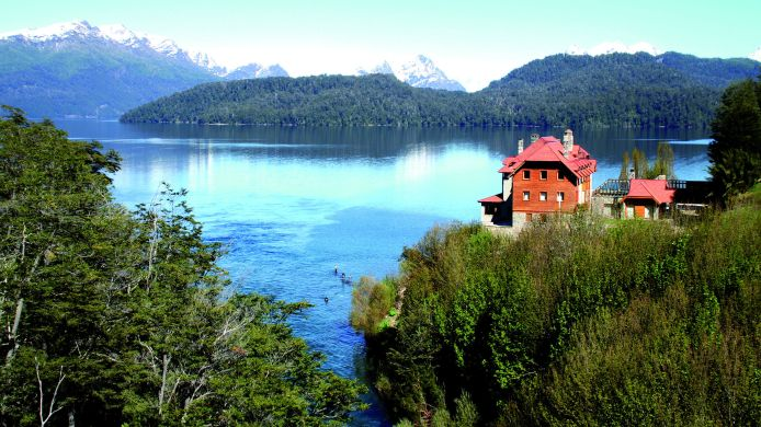 Exterior view CORRENTOSO LAKE AND RIVER HTL