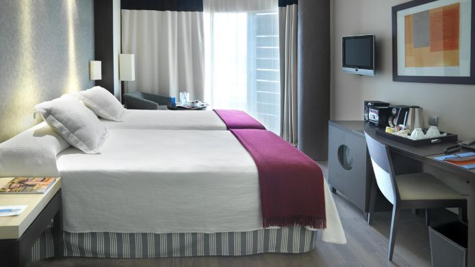 Double room (superior) NH Tenerife