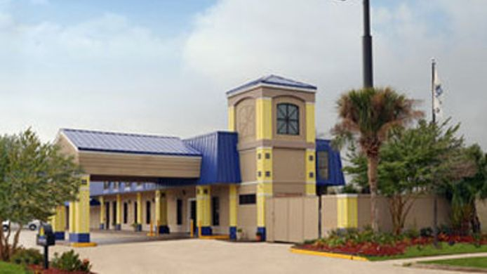 Exterior view DAYS INN NEW ORLEANS