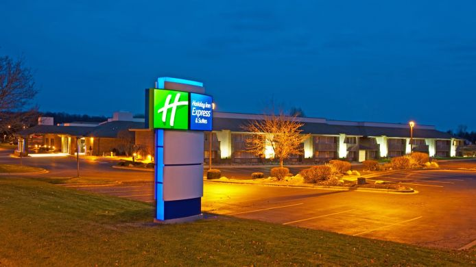 Exterior view Holiday Inn Express & Suites LANSING-OKEMOS (MSU AREA)