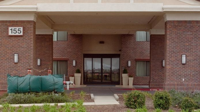 Exterior view Holiday Inn Express & Suites LINCOLN-ROSEVILLE AREA