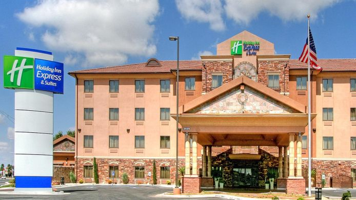 Buitenaanzicht Holiday Inn Express & Suites LAS CRUCES
