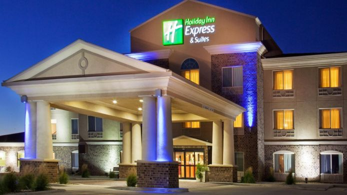 Exterior view Holiday Inn Express & Suites SIOUX CENTER