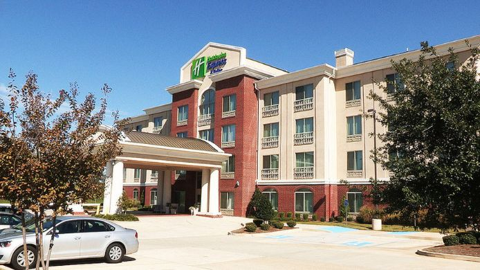 Buitenaanzicht Holiday Inn Express & Suites SHREVEPORT - WEST