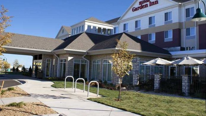 Exterior view Hilton Garden Inn Fort Collins